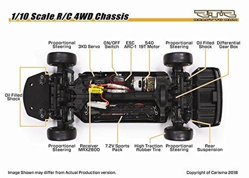 RC Auto kaufen Tourenwagen Bild 6: 1:10 Lotus Exige V6 Cup R RTR M40S*