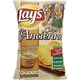 Lay's Chips De Pommes De Terre À L'ancienne Saveur Moutarde À L'ancienne - ( Prix Par Unité ) - Envoi Rapide Et...