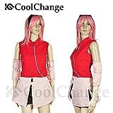 CoolChange Chunin Cosplay Kostüm von Sakura Haruno