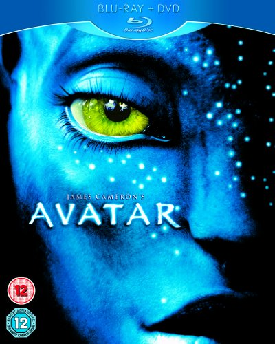 Click for larger image of Avatar (DVD + Blu-ray)