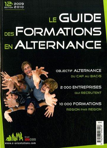 Le Guide des Formations en Alternance 2009/2010