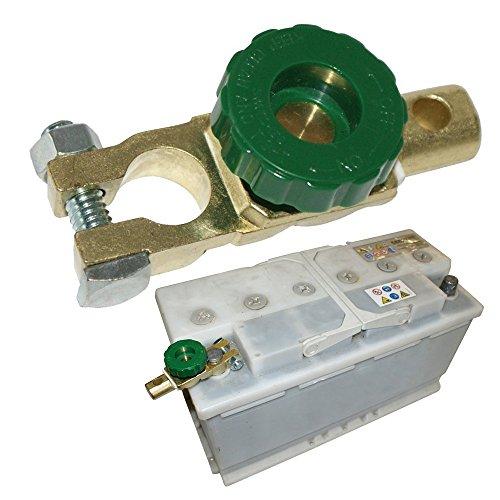 Batterieschalter Batteriehauptschalter Batterie Trennschalter, Hauptstromschalter 6-24V