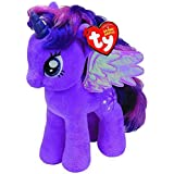 Ty UK 7-inch My Little Pony Twilight Sparkle Beanie (Styles May Vary) by Ty UK Ltd