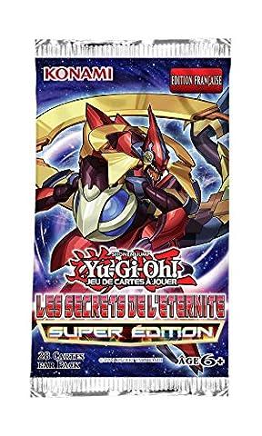 Konami - Jccygo239 - Cartes À Collectionner - Yu-gi-oh !- Super Edition - Les Secrets De L'éternité