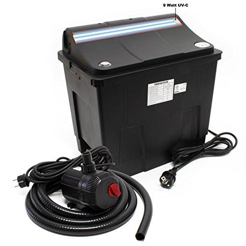 SunSun Filtre Biologique CBF-200T Système de...
