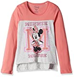 #5: Mickey and Friends Girls' Long Sleeve Top