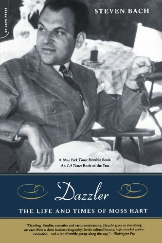 Dazzler: The Life And Times Of Moss Hart by Steven Bach (2002-04-05)