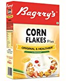#9: Bagrry's Original and Healtheir Corn Flakes Plus, 475g