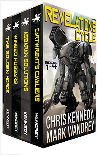 Revelations Cycle Boxed Set: Books 1-4 (The Revelations Cycle Book 13) (English Edition) -