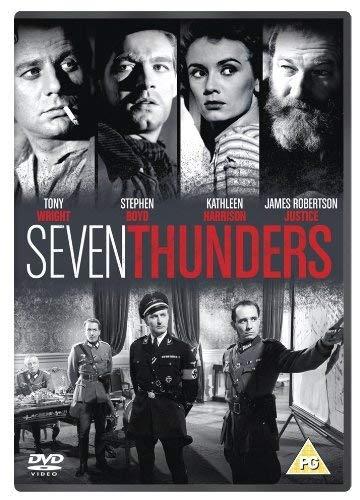 Seven Thunders [DVD] [UK Import] Wright Strawberry
