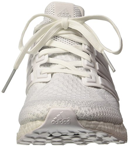 adidas Ultraboost M, Chaussures de Running Entrainement Homme, Blanc, 40 EU Blanc (Ftwr White/Ftwr White/Ftwr White)