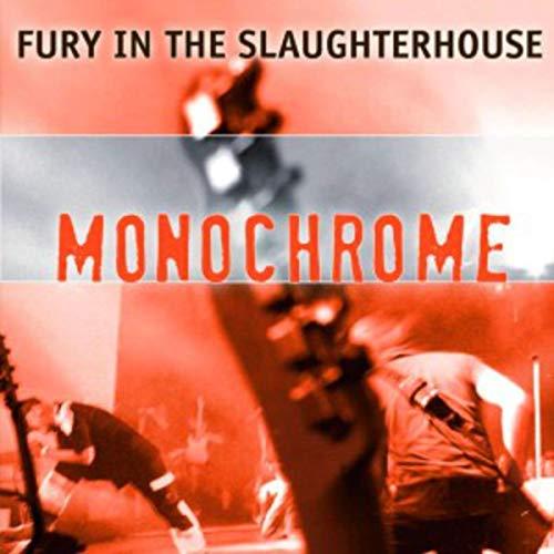 fury in the slaughterhouse cd 2017 Monochrome