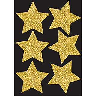 Ashley Productions ASH30450 Die-Cut Magnets, Gold, 4 Inches