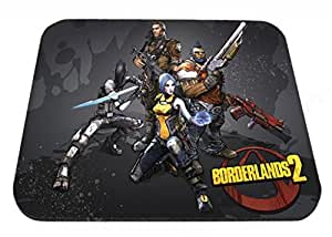 Borderlands 2 Vault Hunters - Desktop Mousepad Laptop Mousepads Comfortable Computer Mouse Mat Cute Gaming Mouse pad Mice Pad Mat