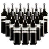 18er SET Rotwein Dominio de Fontana Crianza Tempranillo & Cabernet Sauvignon 2012 aus Spanien