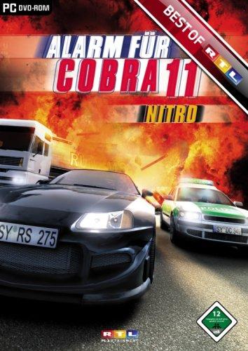 RTL Games GmbH Alarm für Cobra 11 Nitro