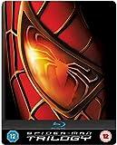Spider-Man Trilogy Steelbook [Blu-ray] [Region Free]