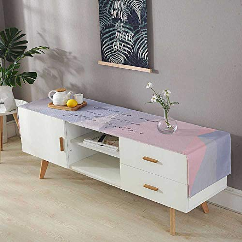 fdsa Waterproof Linen TV Cabinet Cover, Towel, Table Cloth, Tea Table, Rectangular Living Room, Household TV Cabinet dust Cover Customized Contact Customer Service/Color Box - Restaurants Buffet-möbel