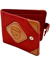 Arsenal FC Official Adventurer Football Crest Wallet
