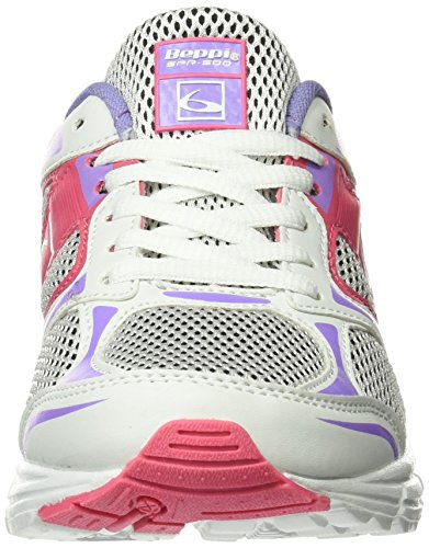 Beppi Damen Sport Shoe Turnschuhe Weiß (White)
