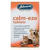 Johnsons Calm-eze Behaviour Tablets for Cat & Dog x 36