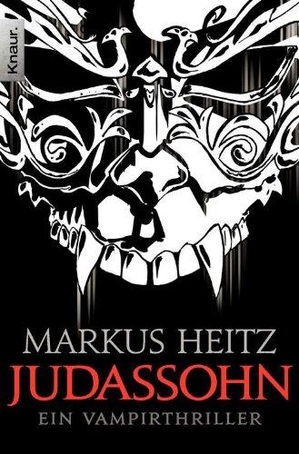 Judassohn: Ein Vampirthriller (Pakt der Dunkelheit) (German Edition)