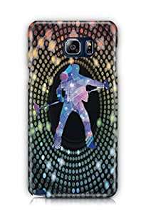YuBingo Rock star Mobile Case Back Cover for Samsung Note 5