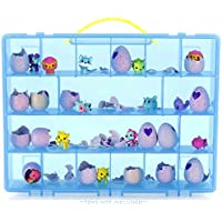 Life Made Better Mon Oeuf Caisse Stockage Organisateur Par - Compatible Avec Les Marques Hatchimals Et Hatchimal Colleggtibles - Bleu