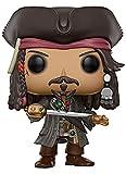 Pirates des Caraïbes Jack Sparrow minifigure Funko Pop Vinyle 10cm