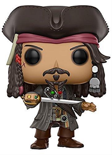 Fluch der Karibik Mini Figur Jack Sparrow Funko Pop Vinyl ()