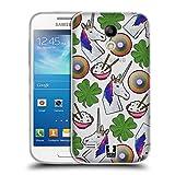 Head Case Designs Einhorn Patch Styles Soft Gel Hülle für Samsung Galaxy S4 Mini I9190
