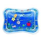 PHYLES Tapis d'eau Gonflable pour Bébé, Rempli D'eau Pour Les Bébés, Centre de Jeux D'activités Amusantes,pour Nouveau-nés Jouets Drôles