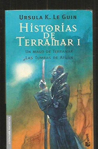 Historias de Terramar I (Booket Logista) por Ursula K. Le Guin