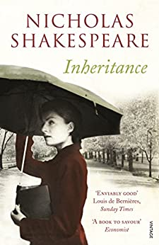 Inheritance by [Shakespeare, Nicholas]