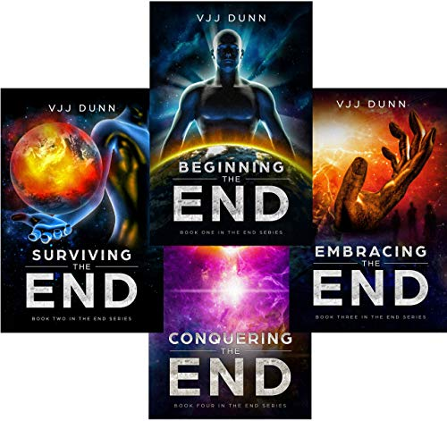 The End Series Box Set: The Survival of the End Time Remnants