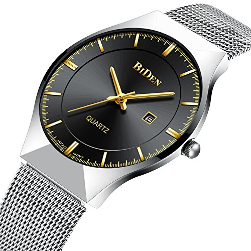 6c5f74e8c1d4 Relojes de Diseñador Simple Para Hombres Reloj Lujo Calendario Ultra ...