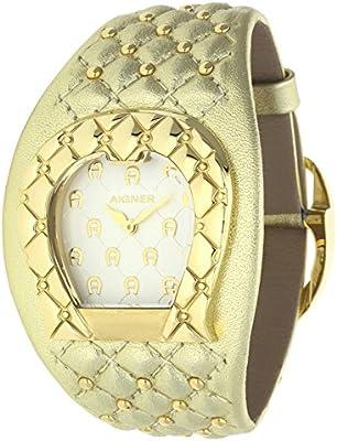 Aigner Damas Reloj L AQUILA Oro A41204