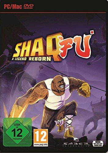 Shaq Fu A Legend Reborn Switch
