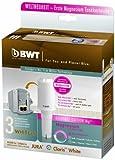 BWT 814831 Tankkartusche - Gourmet-Edition White-S, 3-er Set