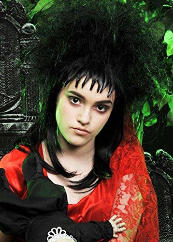 til Gothic Braut Perücke (Lydia Halloween Kostüme)