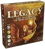 Wydawnictwo Portal POP00323 - Brettspiel Legacy: The Testament of Duke de Crecy