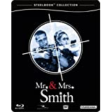 Mr. & Mrs. Smith - Steelbook Collection [Blu-ray]
