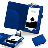 Forefront Cases Kindle 2016 (8ª Generación - Modelo de 2016) Funda Carcasa Caso Case Cover con LED...