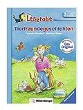 Tierfreundegeschichten (Leserabe mit Mildenberger Silbenmethode)