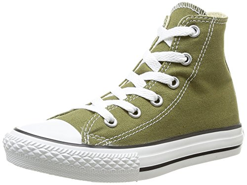 Converse Unisex-Child Chuck Taylor All Star Junior Seasonal HI Trainers