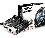Asrock AM1H-ITX Scheda Madre, Nero