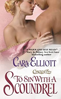To Sin with a Scoundrel (Circle of Sin Trilogy) by [Elliott, Cara]