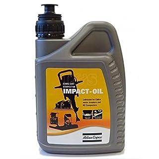 Genuine Impact Oil for Atlas Copco Cobra TT Breaker - 1 Litre