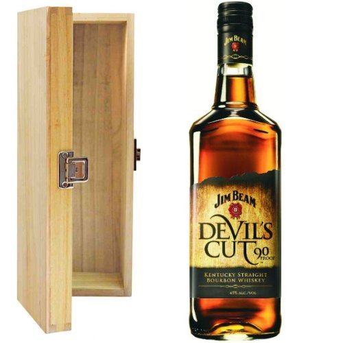jim-beam-devils-cut-90-proof-in-hinged-wooden-gift-box