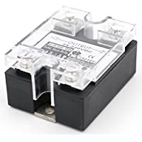 heschen Single Phase DC Solid State Relay ssr-100dd 3–32VDC/24–220VAC 100A